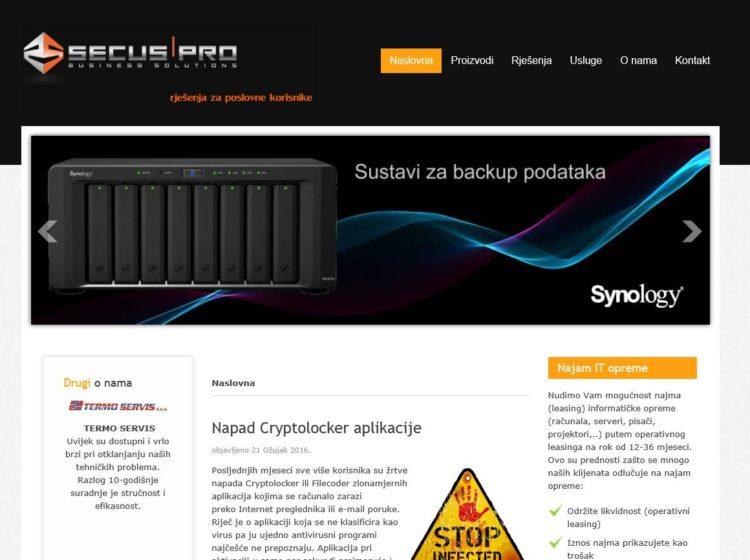 Secus S-Pro