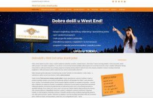 west end centar stranih jezika