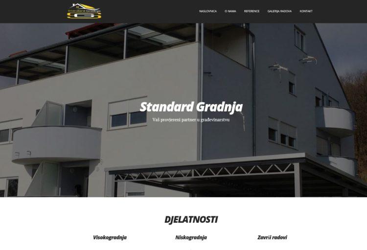 standard-gradnja