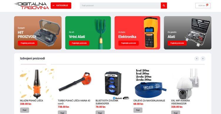 digitalna trgovina